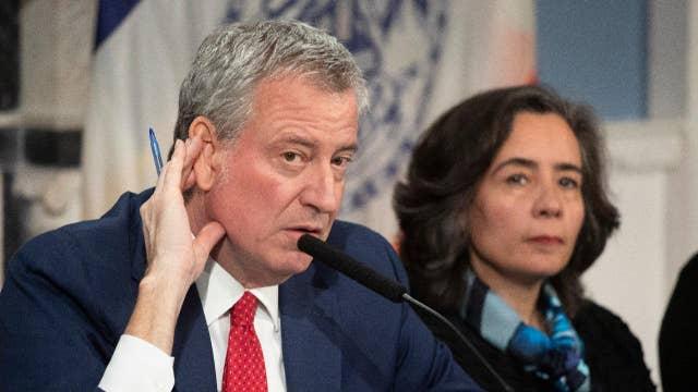 De Blasio: Coronavirus could've hit New York as early as January