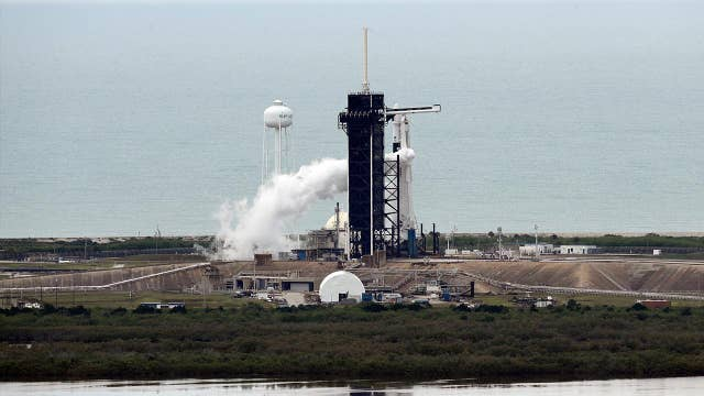 NASA astronaut: SpaceX launch is 'renaissance of commercial space travel'