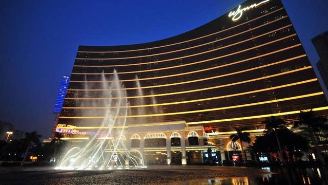 Opening China will benefit Las Vegas hotels in Macau: Steve Wynn