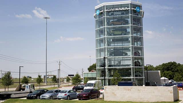 Car vending machine is coronavirus-safe way to buy a car: Carvana CEO