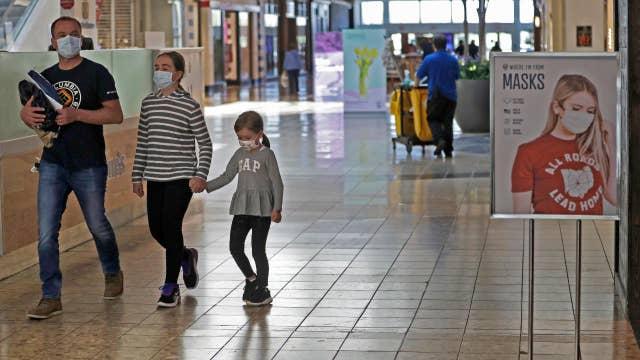 Coronavirus brings April retail sales down 16%