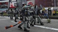 China national security bill igniting Hong Kong protest
