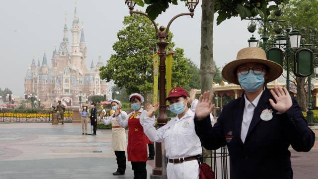 Disneyland Shanghai reopens with new coronavirus safety measures