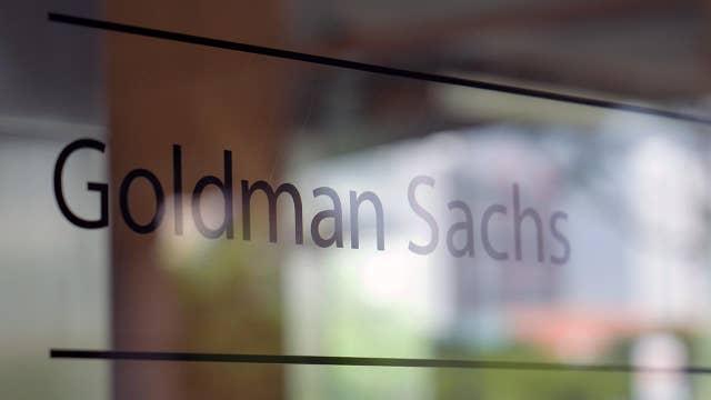 Goldman Sachs' weakening business model pushing firm to consider merger: Gasparino