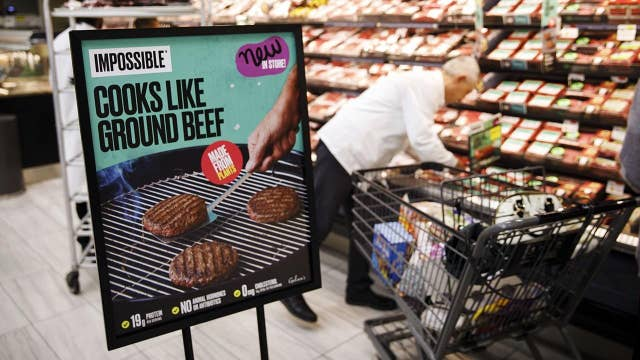 Impossible Foods CEO: Coronavirus spiking plant-based meat demand