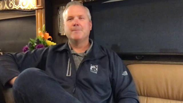 Coronavirus has led to rise in 'RV lifestyle': Thor Industries CEO