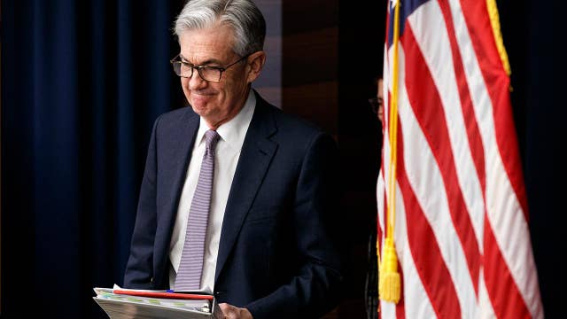 Powell says Fed's tools to combat coronavirus will remain until economy improves