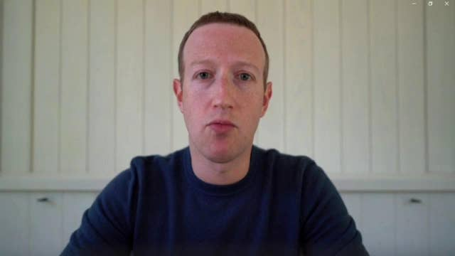 Zuckerberg doesn't want government censoring social-media sites