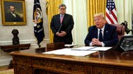 Trump signs executive order targeting social media