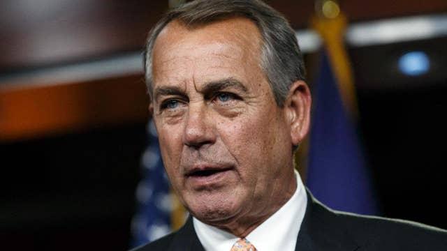 Coronavirus relief money won't mean much if economy isn't open: John Boehner