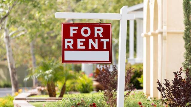 Coronavirus, debt concerns lead to Americans 'flooding' into rental market