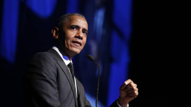 Obama should be questioned about Trump campaign investigation: Tom Fitton
