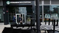 Starbucks continues to cut back during the coronavirus pandemic; Hollywood gets ready for its close up