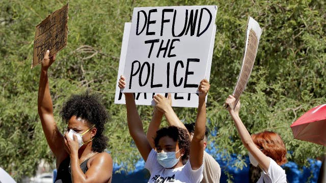 Mayor Garcetti should defund his security before the LAPD: Jason Chaffetz