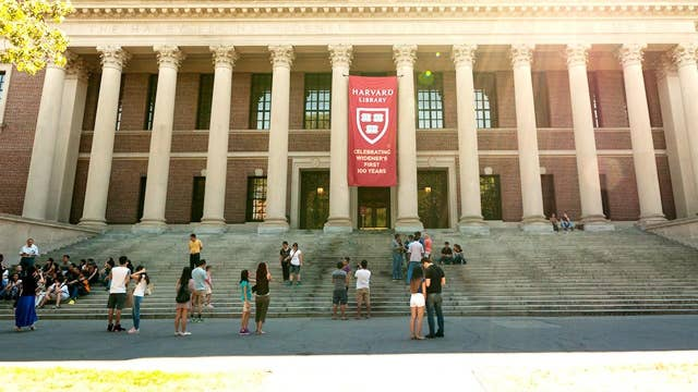 Harvard won't require SAT, ACT for admissions next year