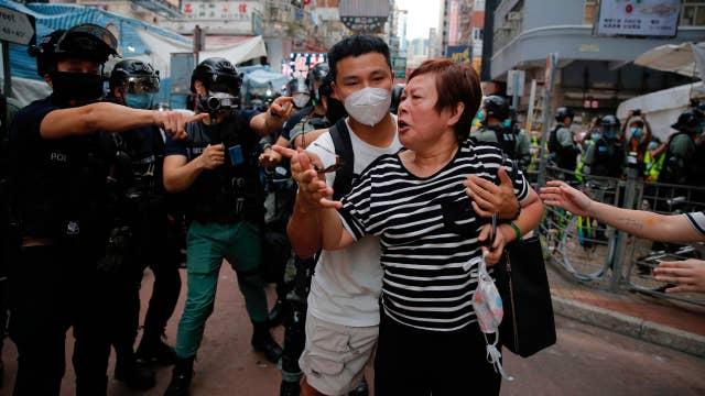 America removes Hong Kong's 'special status'