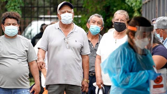 Texas congressman hearing Houston hospitals' ICUs nearing capacity
