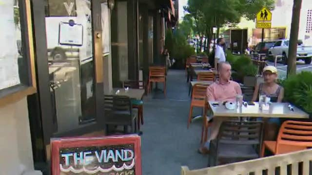 NYC restaurant owner trying to keep his employees on the payroll