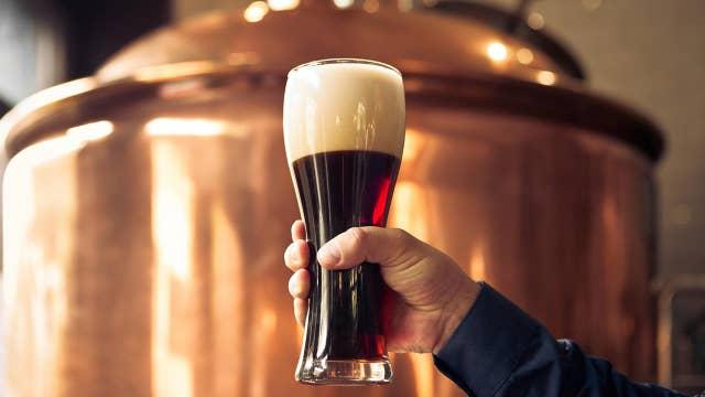 Hard seltzer, beer sales surging amid coronavirus