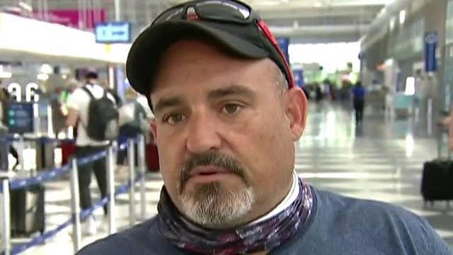 Passenger sounds off after airlines' mask decision