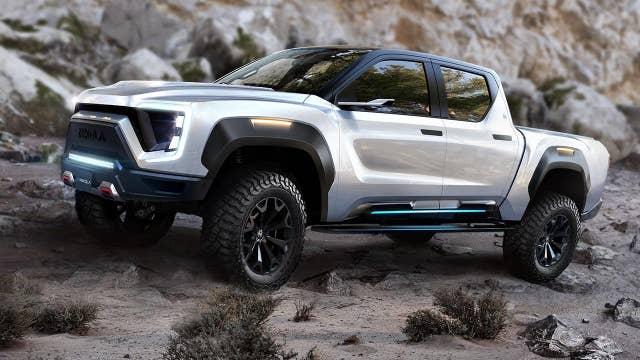 Nikola CEO: Cyber trucks 'best of both worlds' in profitability, zero-emissions