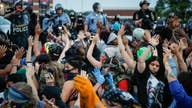 Big tech backs protesters' movement