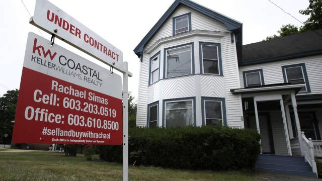 Pending home sales in May doubled expectations