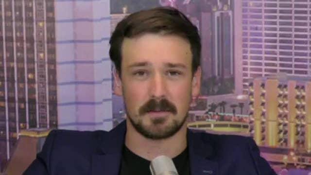 Parler CEO: Free speech social media platform spiked in users