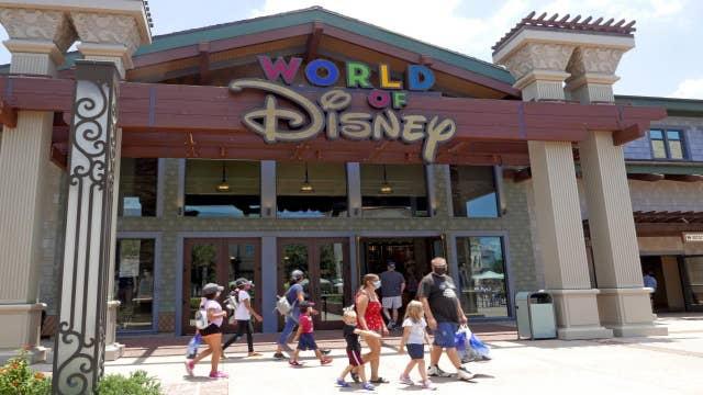 Disney World faces pushback over coronavirus reopening plan