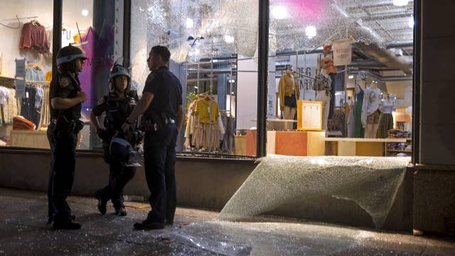 NYC small businesses are hurting from looters: Bill McGurn