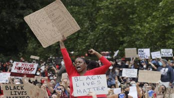 London protesters take over Hyde Park