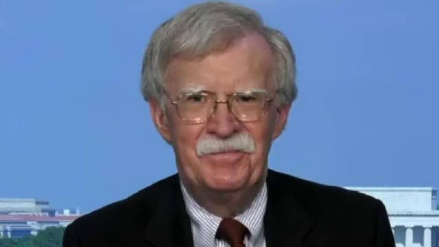 John Bolton on big paycheck for book: Making money not my only objective