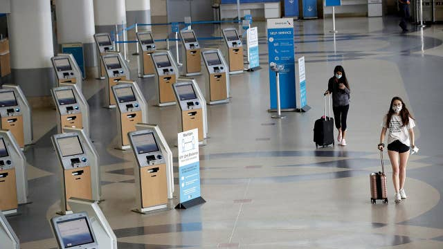 Prediction on the future of air travel; Best Buy gets ready for in-store shoppers