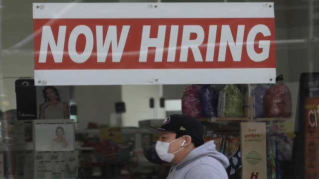 2.5M jobs added in May