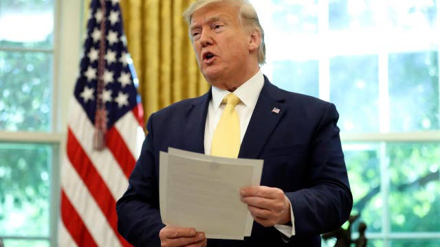 Trump's executive order aims to save jobs for Americans