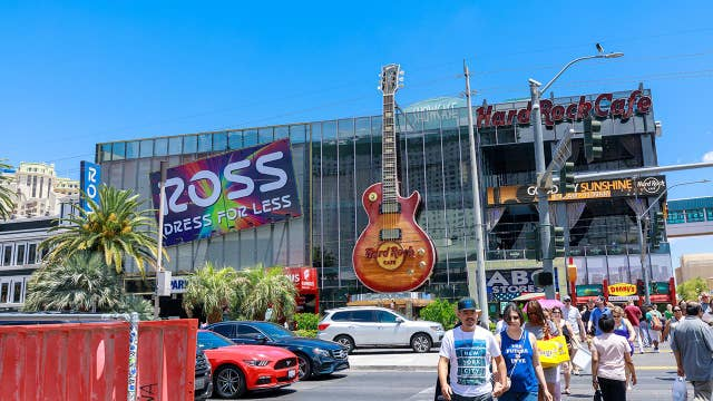 Hard Rock International chairman: Actively searching for opportunities on Las Vegas strip