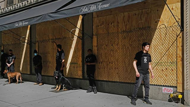 Saks Fifth Avenue flagship store reopening