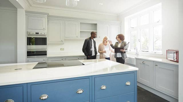 New homes with customizable spaces attracting buyers