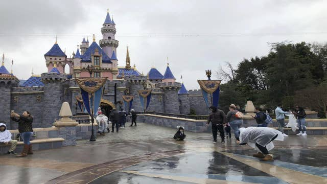 Disneyland to reopen with coronavirus safety measures