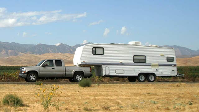 Coronavirus leads to 'great season' for RV rentals: Keystone RV president