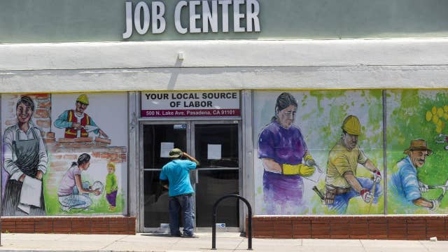 Where are the jobs in America?