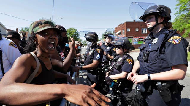 Push to shift police funds to social programs growing