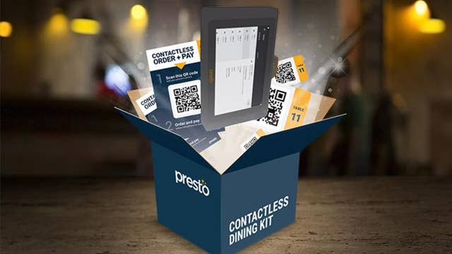 Presto CEO helping coronavirus-hit restaurants by offering contactless ordering for free