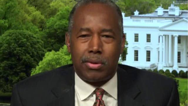 Ben Carson: Empty commercial space could be used for affordable housing