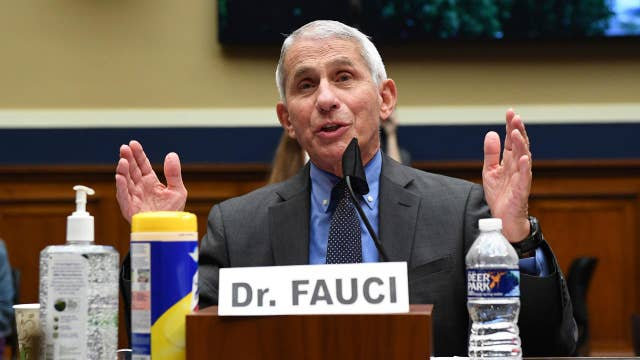 Fauci raises new concerns about where America stands on coronavirus testing