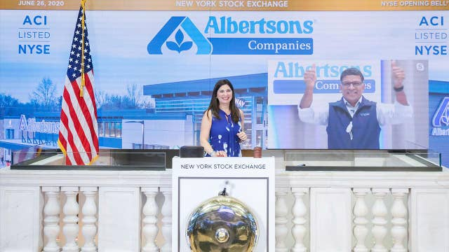 Albertsons CEO: Have to 'adapt every day' in coronavirus market