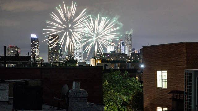 Firework sales up 115% since last summer: Phantom Fireworks CEO