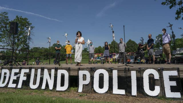 Movement to defund the police erupts across US