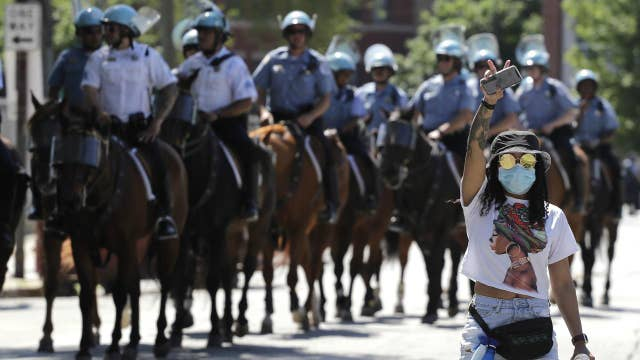 Without police, minority communities will suffer: David Harris Jr.