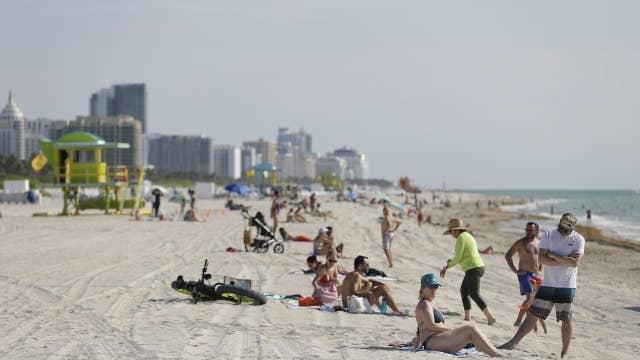 Miami will not enter phase 3 amid rise in coronavirus cases: Mayor